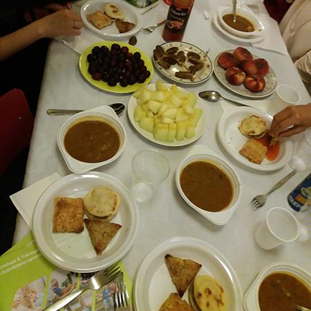 iftar voor jonge mantelzorgers uit oost civic amsterdam